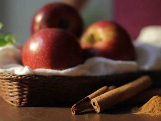 Mascarilla de manzana y canela para piel grasa