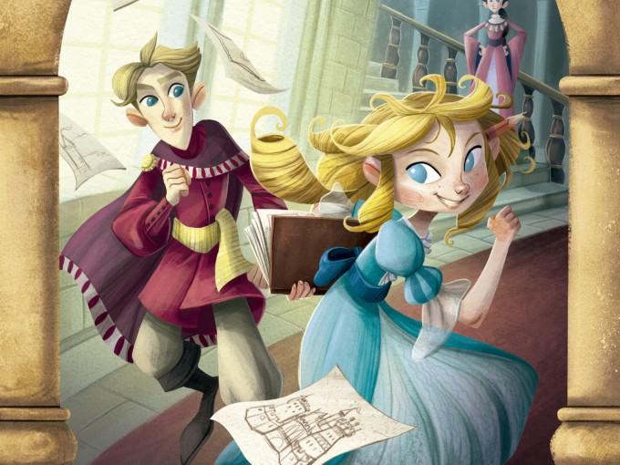 Los Martes en el Castillo de Jessica Day George