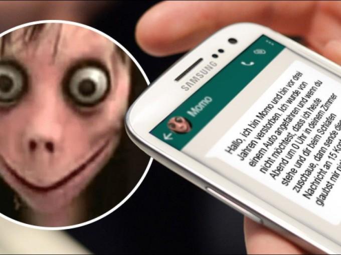 Momo Challenge: un engaño viral  Foto: iStock