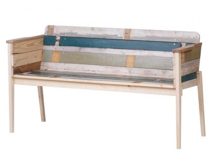 Muebles de materiales reciclados me lo dijo lola for Reciclado de muebles y objetos