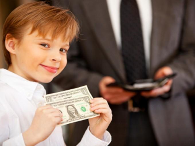¿Cómo enseñarles el valor del dinero a tus hijos?
