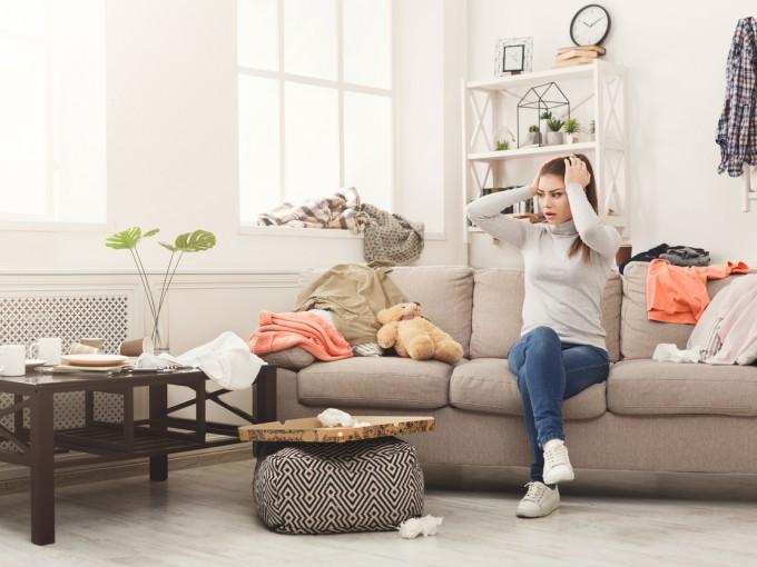 5 tips para ordenar tu espacio  Foto:iStock