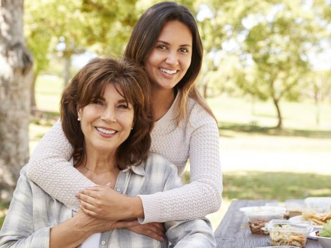 Palabras para mamá en su cumpleaños Foto: iStock
