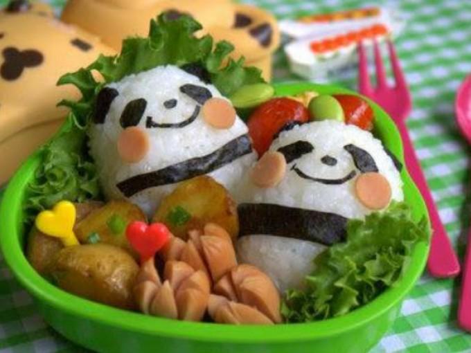 Ideas de cocina muy creativa para que tus hijos no dejen nada en ...