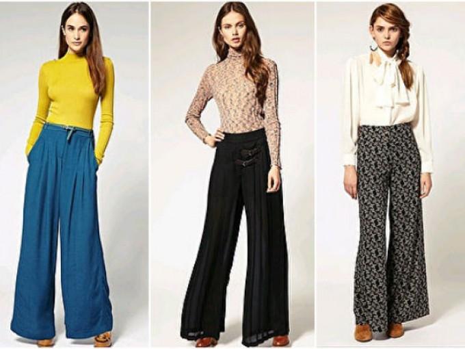fd921e0c8 Como combinar pantalones palazzo