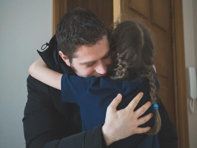 """""""Mamita: él se divorció de ti, no de tus hijos"""" Foto: iStock"""