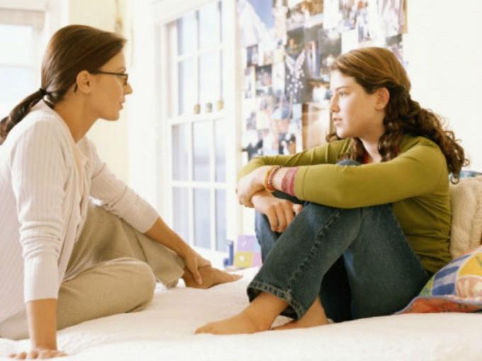 Confesiones de mama: la verdad de las conversaciones que tenemos con los hijos