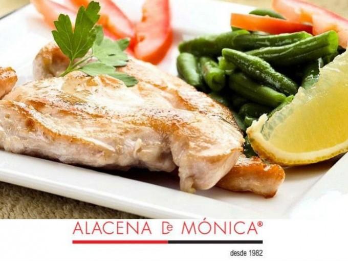 A comer saludable con ayuda de Alacena de Mónica