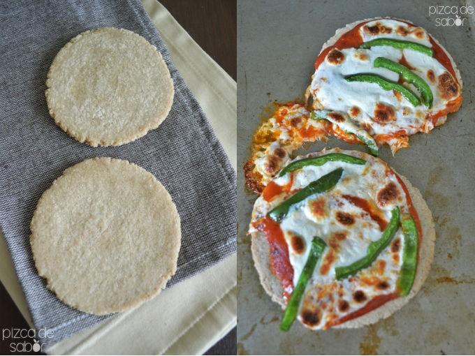 Avena para adelgazar preparacion de pizza
