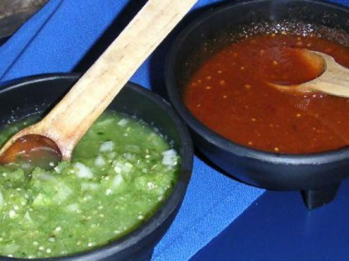 Recetas de Salsas Mexicanas Receta Salsa Roja y Salsa