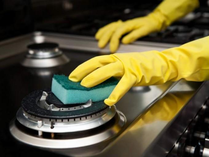 Resultado de imagen para Cómo limpiar la estufa