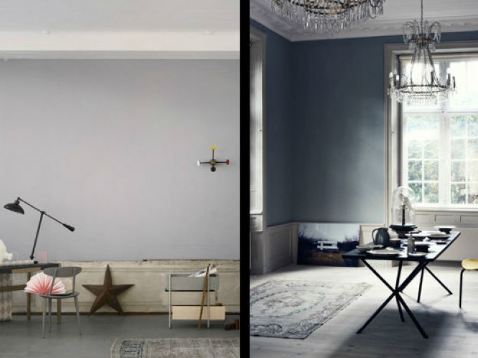 Pintar las paredes de gris me lo dijo lola - Paredes color gris ...