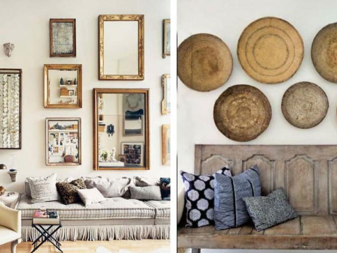 Decorar paredes de tu casa me lo dijo lola - Ideas pintar paredes ...