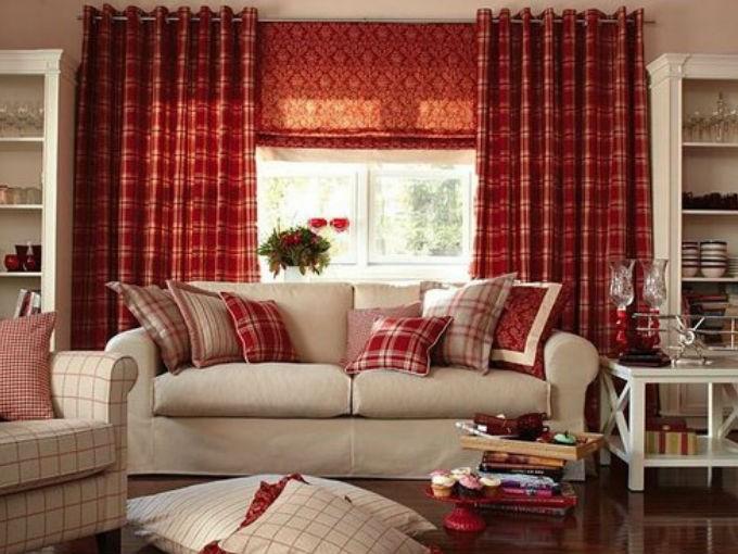 Ideas para decorar tu casa con cortinas me lo dijo lola for Tendaggi per soggiorno foto