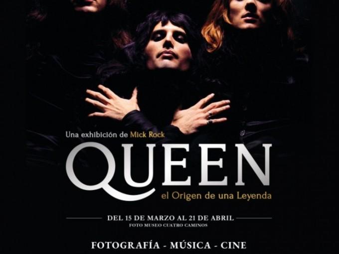 Exposición Queen, el origen de la leyenda. Foto: Boletia