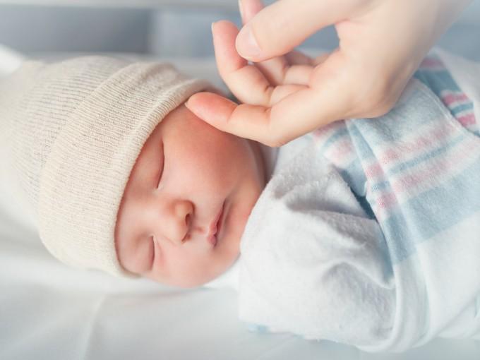 Explicación médica de la bebé que nació embarazada Foto: iStock