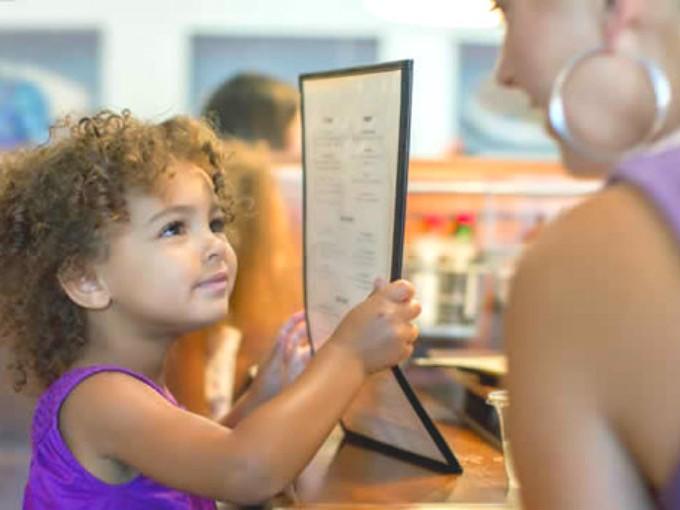 Mis dos lugares preferidos para comer con niños