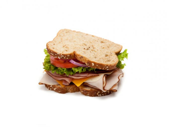 Sandwich saludable