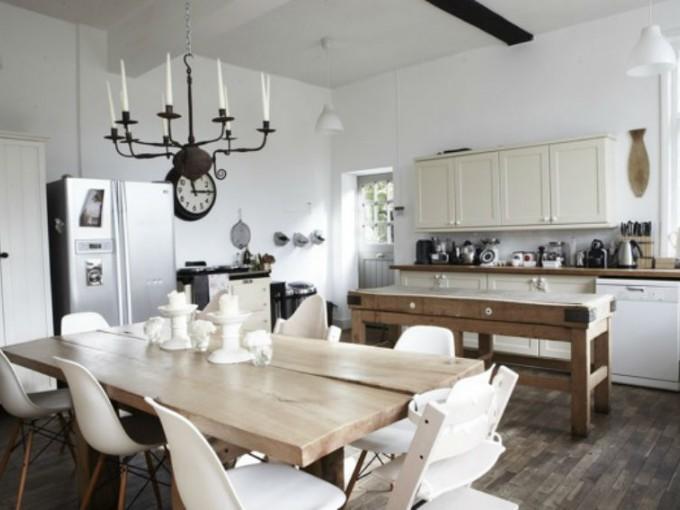 Cómo decorar tu comedor de manera moderna y rústica?| Me lo dijo Lola