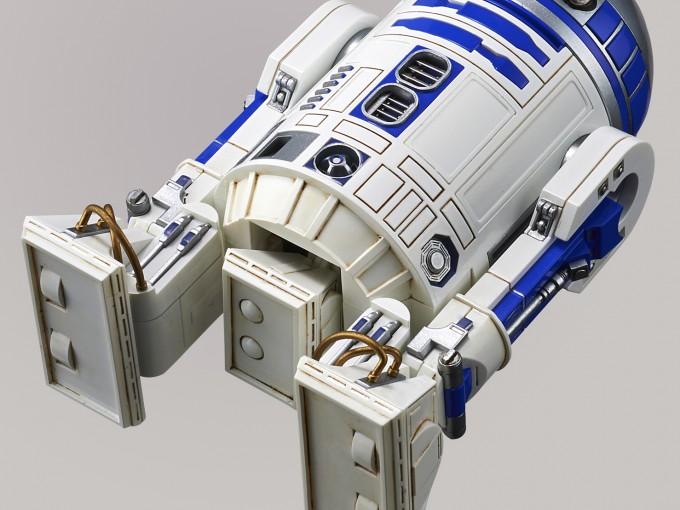 R2D2  Foto: Bandai Hobby Star Wars