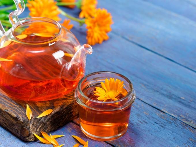 Flor de cempasúchil, de la ofrenda de Día de Muertos a té medicinal Foto: Istock