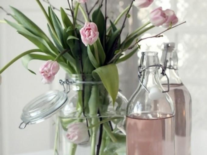 Llena tu casa de color con flores
