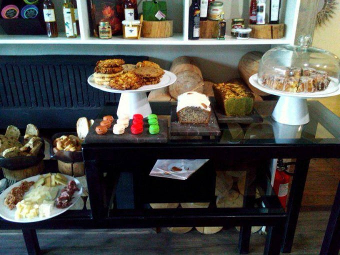 Velucca, un bistró  gourmet en las Lomas