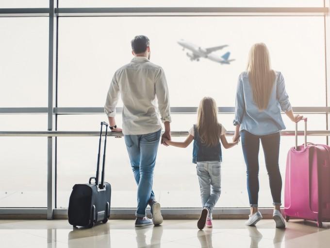 Beneficios de viajar para los niños Foto: iStock