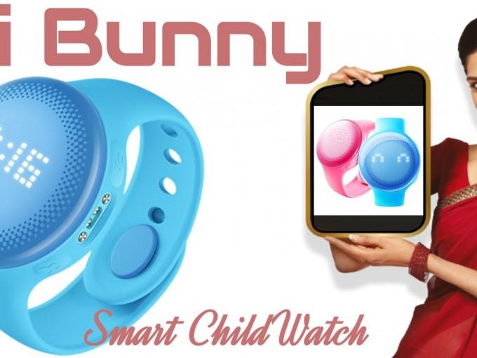 Reloj inteligente pensado en la seguridad de los niños.  Foto: Xiaomi