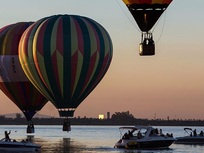 Estos son los lugares en México donde puedes volar el globo