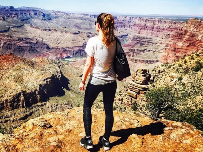 Este año, el Parque Nacional del Gran Cañón, en Arizona, cumple 100 años, así que será un momento muy especial para realizar una caminata épica a través de él.