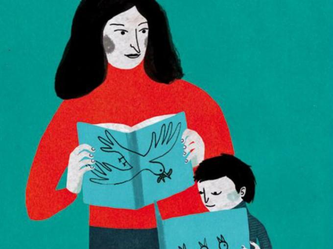 Libros infantiles que hablan sobre la relación madres-hijos