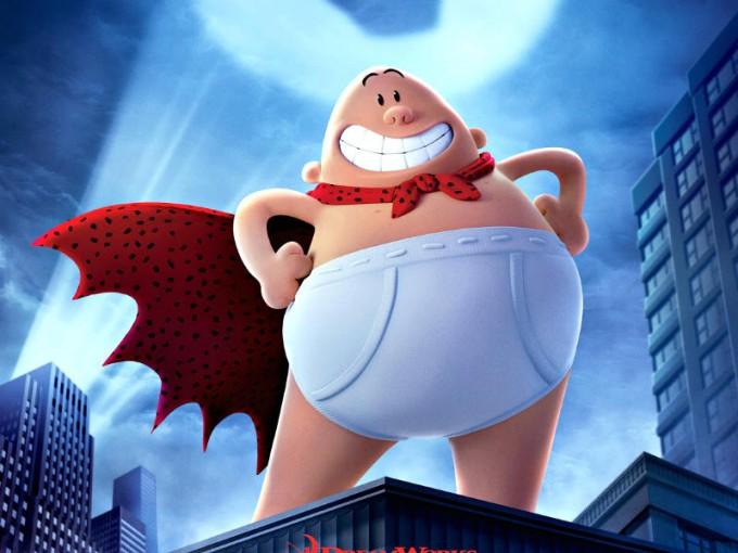 La llegada de un superhéroe semidesnudo. Imagen: Fox