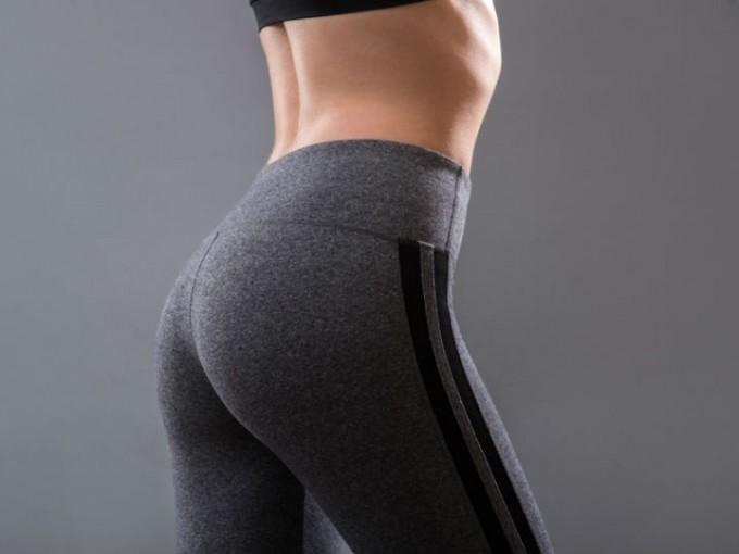 Glúteos: Además de reducir la flacidez en los glúteos, el ejercicio ayuda a aumentar su masa muscular. /Cortesía:iStock