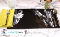DIY: Manteles con fotografías