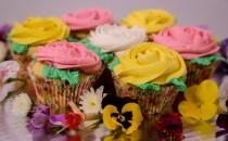 ¡Cupcakes para el Día de las Madres!
