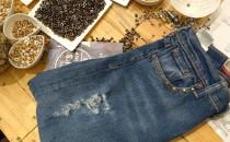 ¡Mis nuevos jeans personalizados!