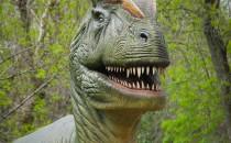 ¡Dinosaurios vivientes en la ciudad!