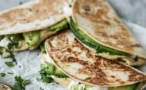 Oro verde y blanco para el almuerzo