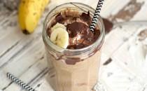Smoothie de aguacate y cacao exprés