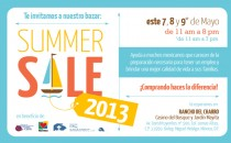 Bazar Summer Sale