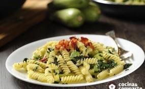 La pasta italiana verde que querrás comer
