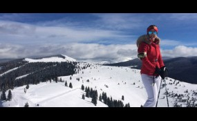 Chic Skier Gear