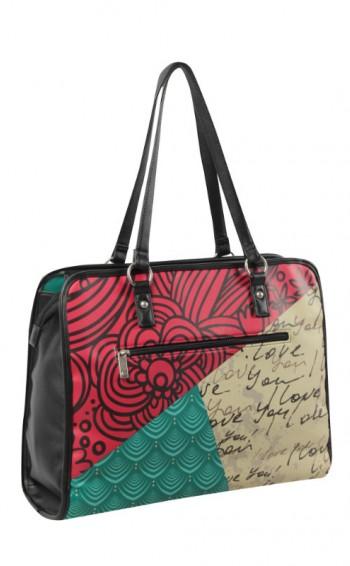 Una bolsa para las mamás que trabajamos: Totto