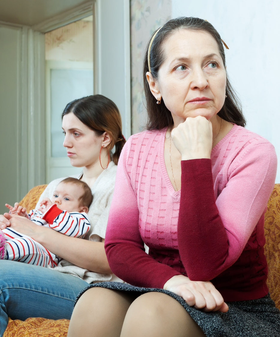 ¿Qué harías si tu suegra registrara a tu hijo con un nombre que no escogiste tú?