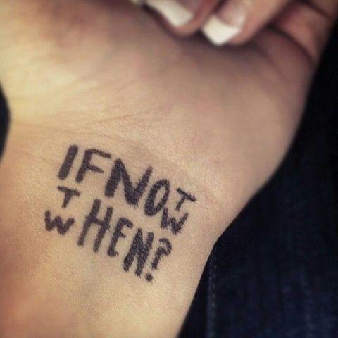 Los 10 Frases Más Inspiradoras Para Tatuarse Y Su