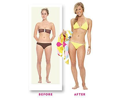 5 tips para verte bien en bikini