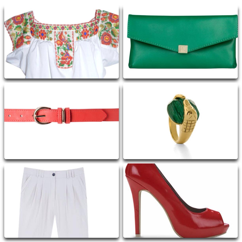 Outfits Para El 15 De Septiembre Me Lo Dijo Lola