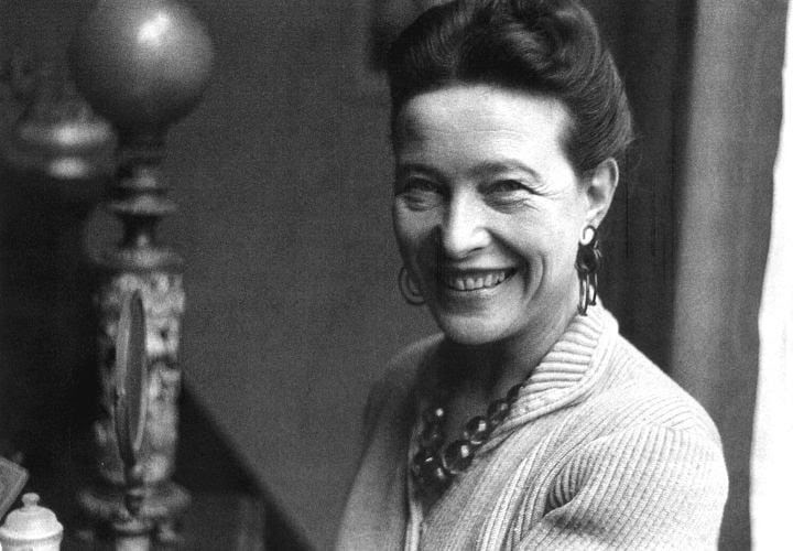 Simone de Beauvoir,