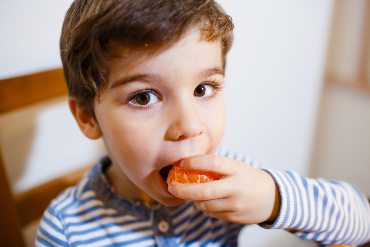 Vitamina C en niños